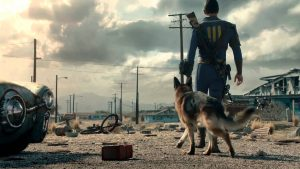 VR Fallout-4-PS4-Pro. All rights belong to Bethesda Softworks LLC